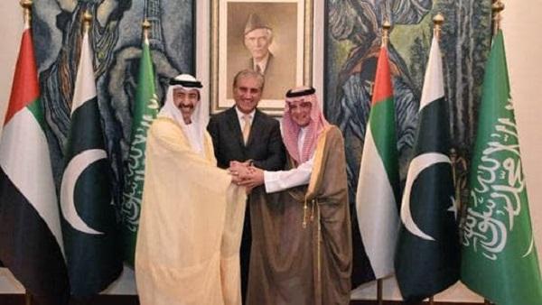 सऊदी अरब और UAE से भी पाकिस्तान को मिली निराशा, पूरी तरह पड़ा अकेला