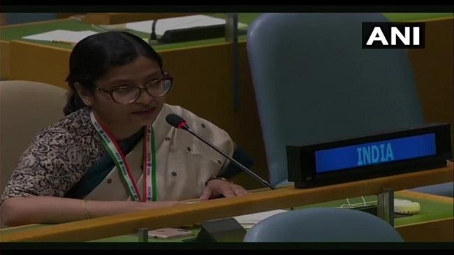 UNGA में भारत ने पाकिस्तान के आरोपों का करारा जवाब दिया