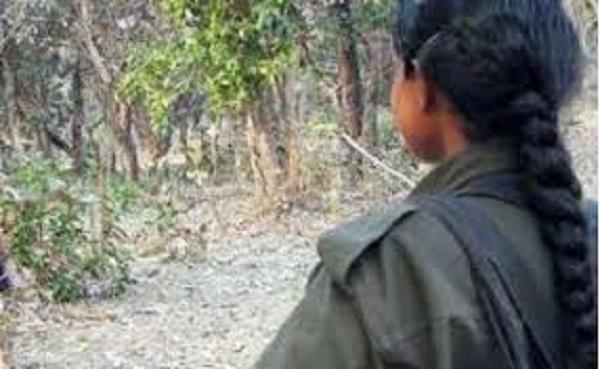 Naxal, jharkhand, Ranchi, woman naxali, Sunita Swansi Elisa, woman naxali arrested, khunti, sirf sach, sirfsach.in