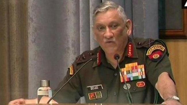 अगली लड़ाई हम स्वदेशी सिस्टम से लड़ेंगे: आर्मी चीफ बिपिन रावत