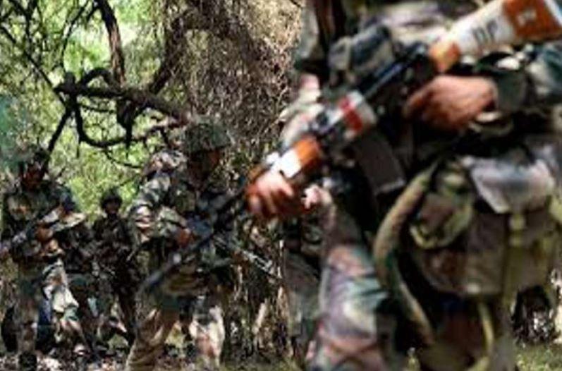 दंतेवाड़ा: सुरक्षाबलों ने एनकाउंटर में एक नक्सली को मार गिराया, एक जवान शहीद