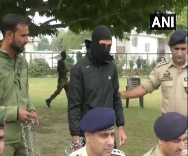 जम्मू कश्मीर: पुलिस के हत्थे चढ़ा जैश-ए-मोहम्मद का आतंकी, बड़े आतंकी हमले की साजिश नाकाम
