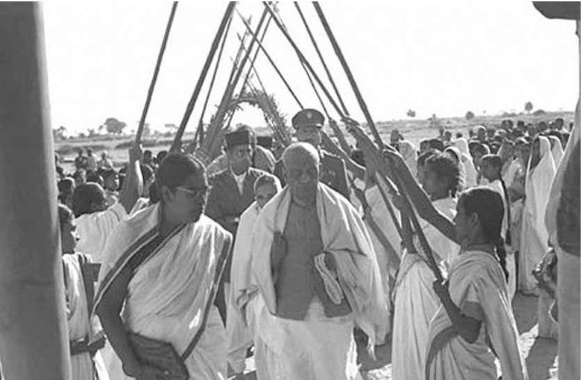 देश के लौह पुरुष थे सरदार पटेल, निकाल दी थी हैदराबाद के निजाम की हेकड़ी