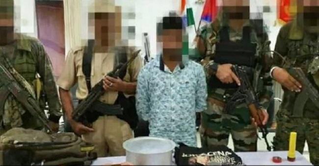 असम से ULFA का खूंखार आतंकी गिरफ्तार, बड़े हमले की योजना विफल
