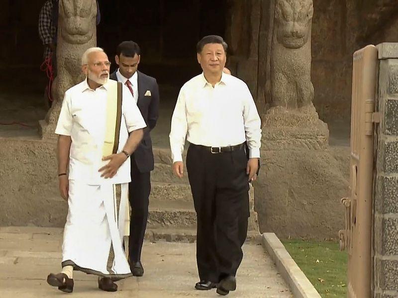 मोदी-जिनपिंग ने आतंकवाद और कट्टरता के खिलाफ मिलाया हाथ