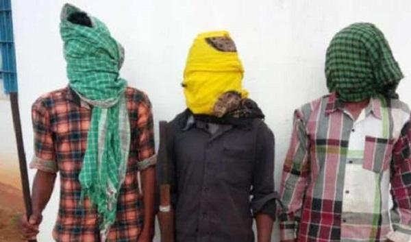 छत्तीसगढ़: Bijapur में 3 नक्सली गिरफ्तार, पुलिस पर हमले की रची थी साजिश