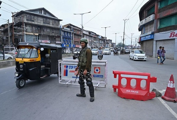 अमेरिका ने भारत को सतर्क किया, पाकिस्तान में बैठे आतंकी कर सकते हैं जम्मू-कश्मीर में हमला