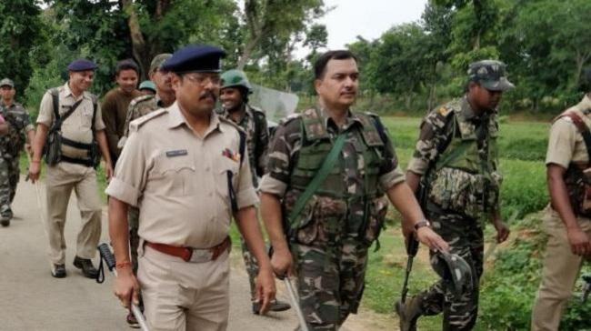 नक्सलियों की जड़ खोदने के लिए Jharkhand Police ने शुरू किया महाअभियान