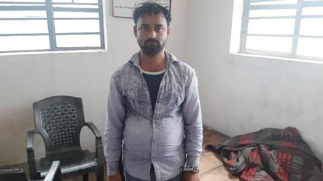 झारखंड: लोहरदगा से PLFI का हार्डकोर नक्सली गिरफ्तार