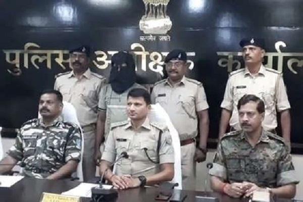पुणे की फैक्ट्री में वेश बदल काम कर रहा था खूंखार नक्सली, Dumka पुलिस ने धर दबोचा