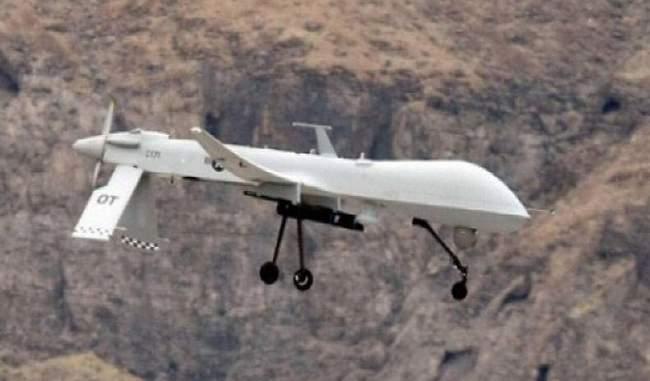 पंजाब सीमा पर फिर देखे गए पाकिस्तानी ड्रोन, BSF और स्थानीय पुलिस अलर्ट