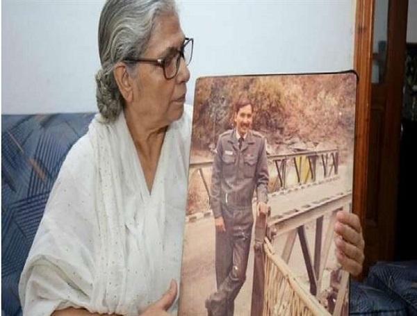 राष्ट्रीय युद्ध स्मारक की दीवारों पर दर्ज होगा स्क्वाड्रन लीडर रवि खन्ना का नाम