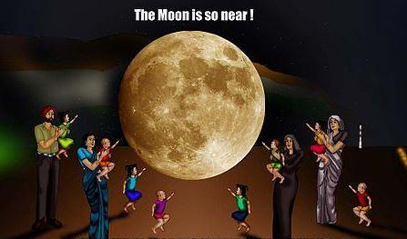 ऐ चांद तूझे छोड़ेंगे नहीं, अगले साल दोगुने जोश से फिर होगी चांद पर चढ़ाई