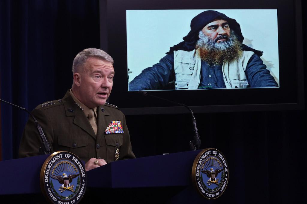 बगदादी का बदला लेने की फिराक में आईएस, 14 हजार लड़ाके सक्रिय: US