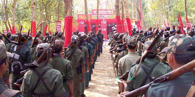 भाकपा (CPI) माओवादी केंद्रीय कमेटी के नक्सली कर सकते हैं हमला, अलर्ट जारी