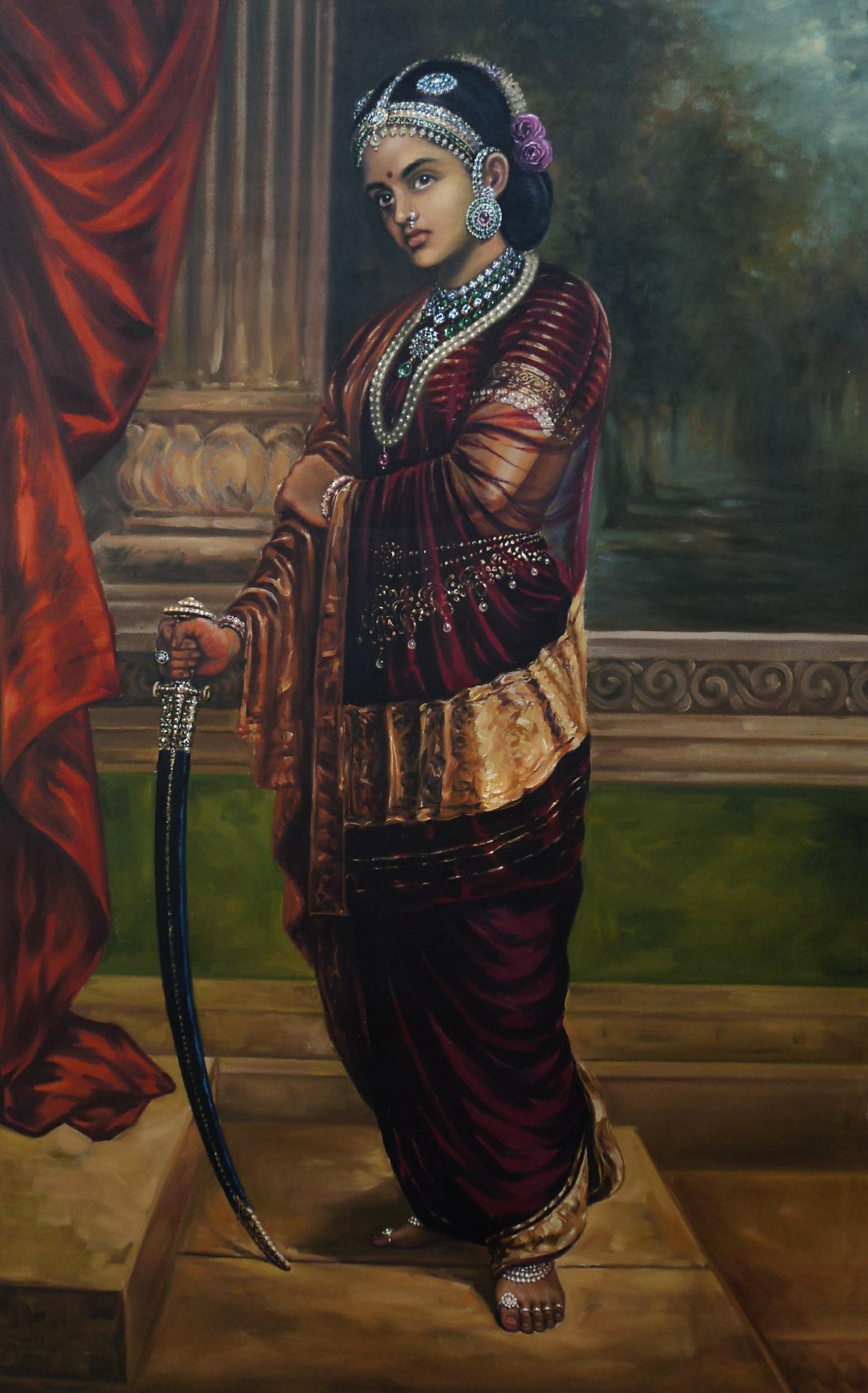 अंग्रेजों की ईंट से ईंट बजाने वाली रानी की वीरता को दुश्मन भी करते थे सलाम