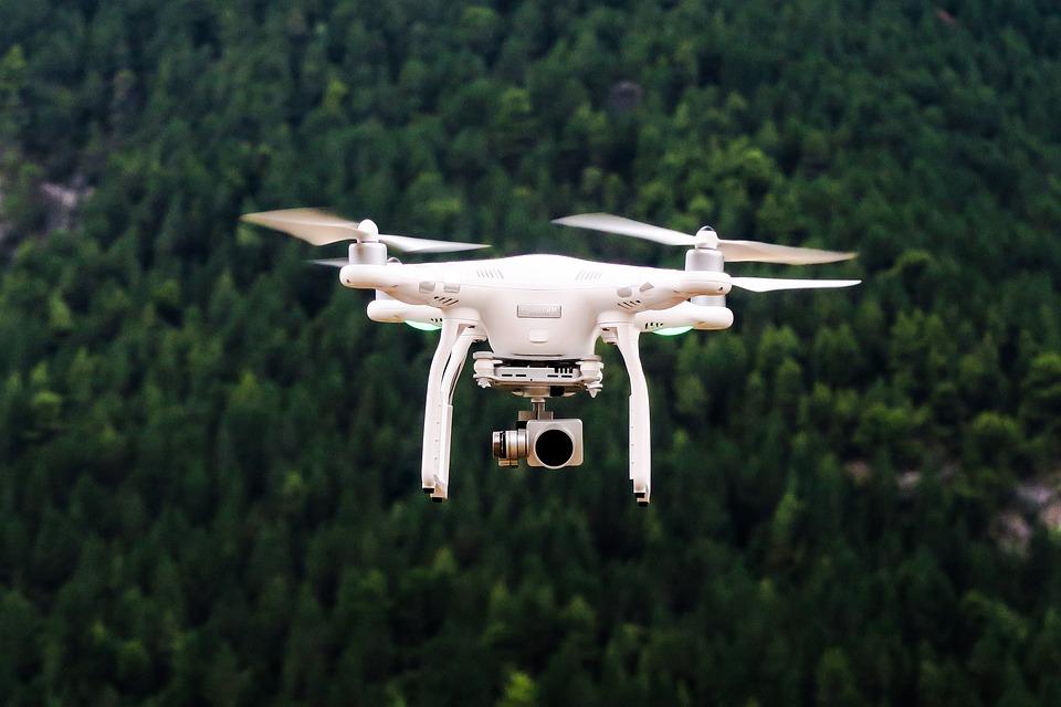 CRPF कैंप के ऊपर नक्सलियों ने पहली बार उड़ाया ड्रोन, 3 दिन में चौथी घटना