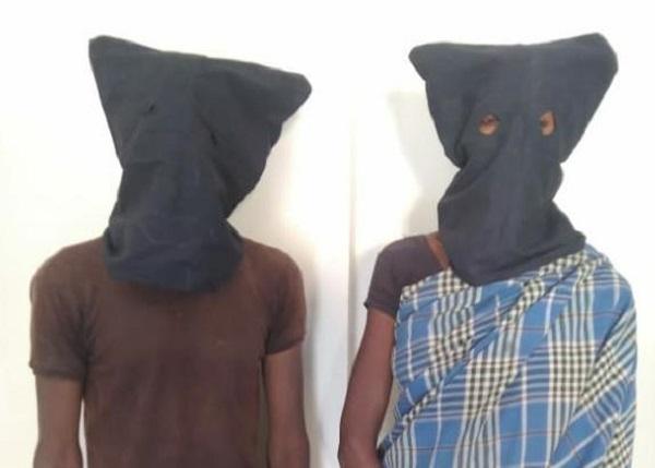 छत्तीसगढ़: बीजापुर (Bijapur) से पकड़े गए 2 नक्सली, आर्म्स एक्ट, राजद्रोह और हत्या के प्रयास समेत कई मामले हैं दर्ज