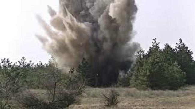 लातेहार में लैंडमाइंस विस्फोट कर दहशत फैलाने की साजिश! नक्सलियों की हर चाल पर पुलिस की नजर