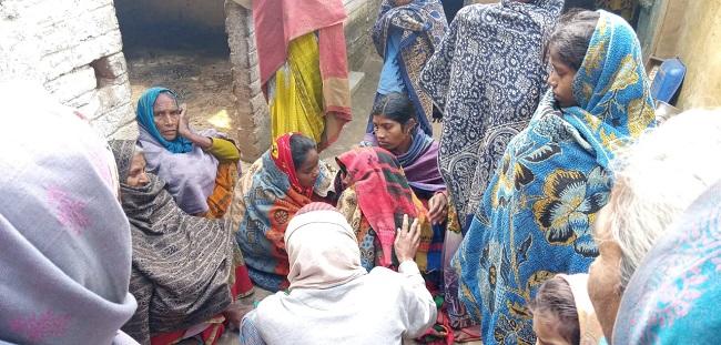 बिहार: निशाने पर थी पुलिस पर गई बच्ची की जान, नक्सलियों ने बिछाई बारुदी सुरंग