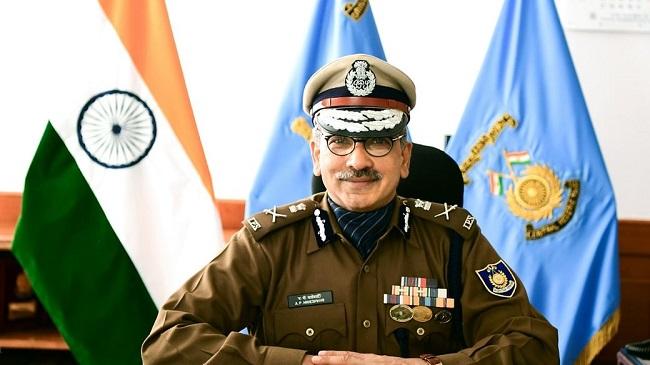देश का हर नागरिक है बिना वर्दी वाला पुलिस- एपी माहेश्वरी