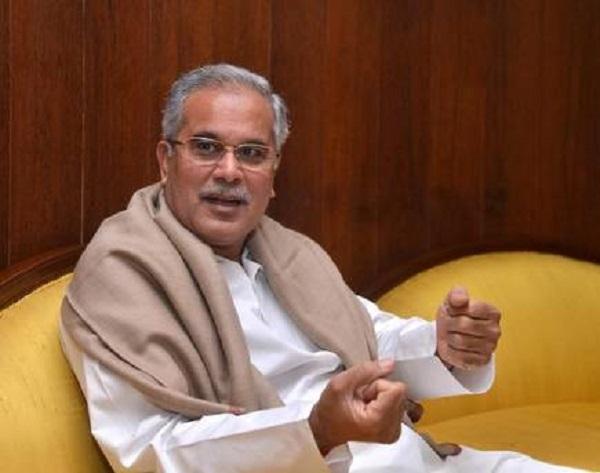 प्रजातंत्र में सिर्फ सुरक्षाबलों को ही हथियार उठाने का अधिकार: मुख्यमंत्री भूपेश बघेल