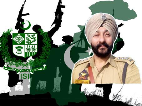 आतंकियों के साथ गिरफ्तार गद्दार डीएसपी दविंदर सिंह का ISI कनेक्शन