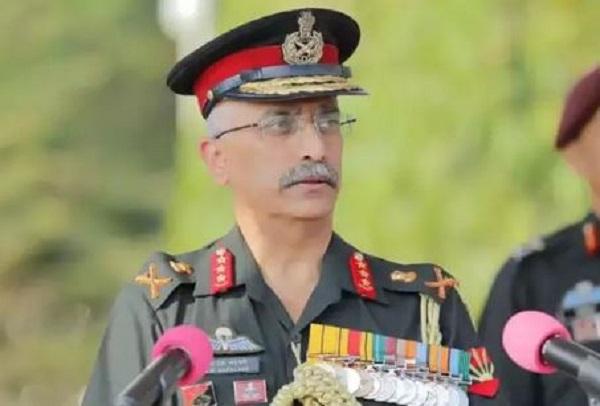 जनरल नरवने: 250 आतंकी घुसपैठ की फिराक में, सीमा पर सक्रिय हैं कई आतंकी लॉन्च पैड