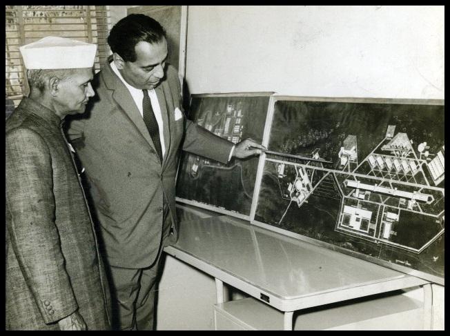Homi Jehangir Bhabha