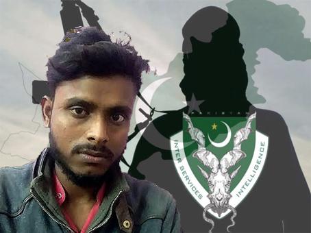 यूपी: ISI एजेंट गिरफ्तार, पाक आकाओं को भेज रहा था गोपनीय जानकारी