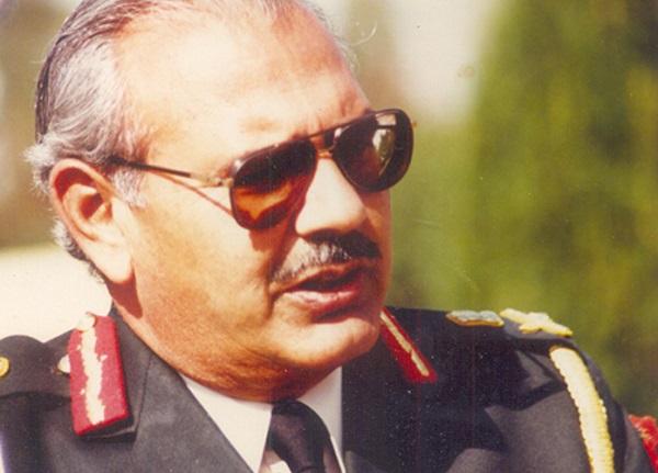 Lt General PN Hoon