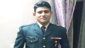 Major Chitresh Bisht