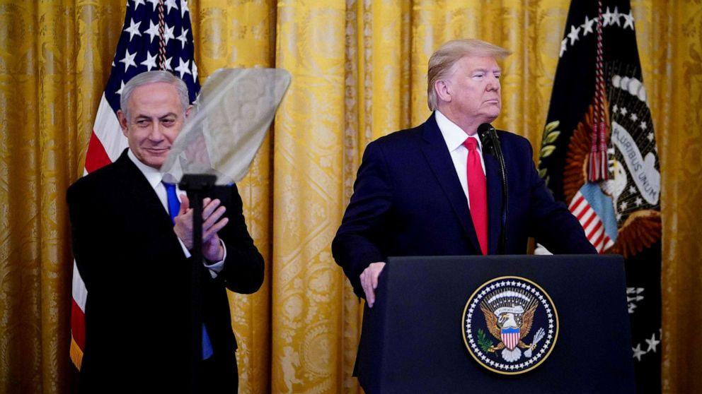 डोनाल्ड ट्रंप का नया फंडा, ऐसे सुलझाना चाहते हैं इजराइल-फिलिस्तीन विवाद, नया विवाद शुरू
