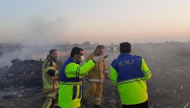 ईरान: राजधानी तेहरान में बड़ा हादसा, बोइंग 737 विमान क्रैश, करीब 170 यात्री थे सवार, सभी की मौत